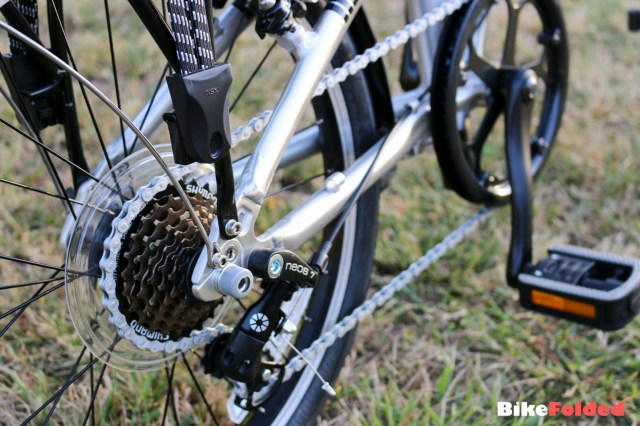 Dahon Mariner D7 Folding Bike Review - The Best-selling ...