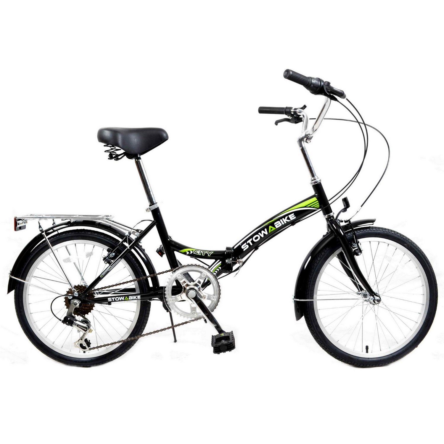 Stowabike 20 Folding City V2 Compact Foldable Bike Review