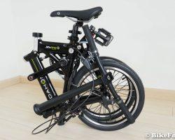 Dahon Jifo Uno Folding Bike Review - An Ultra Small Folder ...