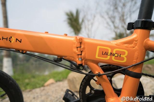 Dahon Launch D8 Folding Bike Review - Premium Refinement ...