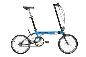 78ac7102ab Bike Friday New World Tourist Folding Bike