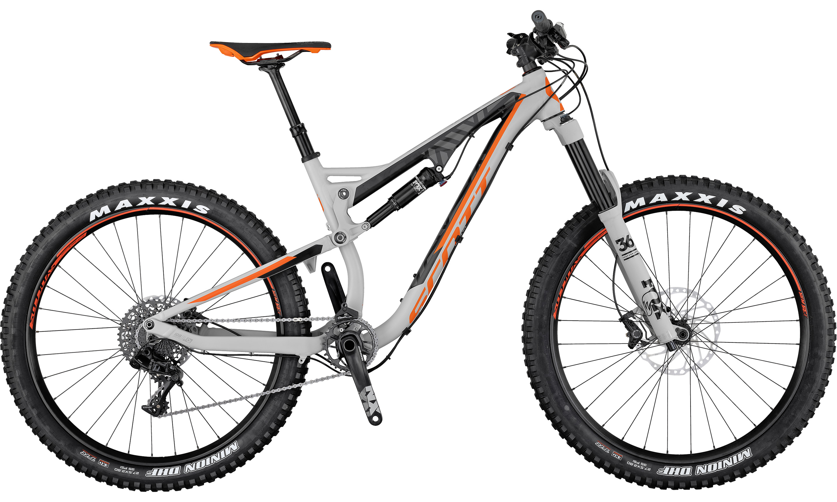 SCOTT GENIUS LT 720 PLUS 2017 sise L GENIUSLT720+17
