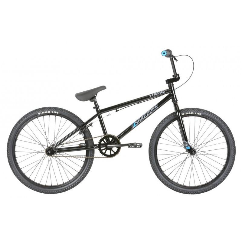 Bicicleta Haro Shredder 24 Pro 300mm Gri Mat 2019