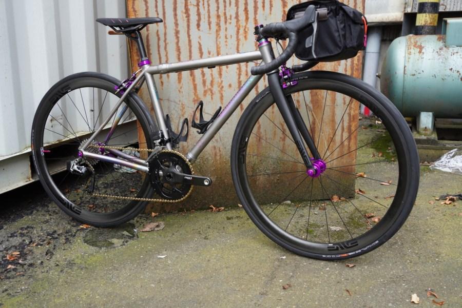 A7R00018 - Mark V Ultra Travel Bike