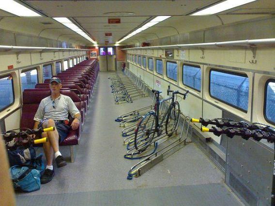 Trasporto bici in treno in Europa condizioni e prezzi
