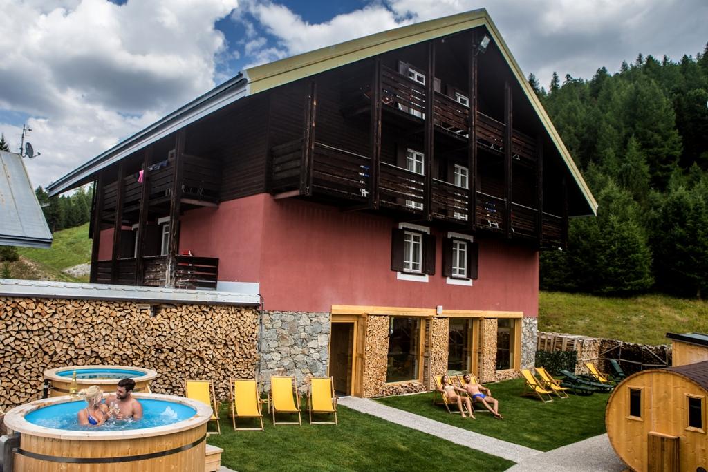 Bike Hotel Livigno  Alpen Village