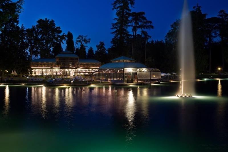 Parco Termale del Garda  Villa dei Cedri  Bike Hotel