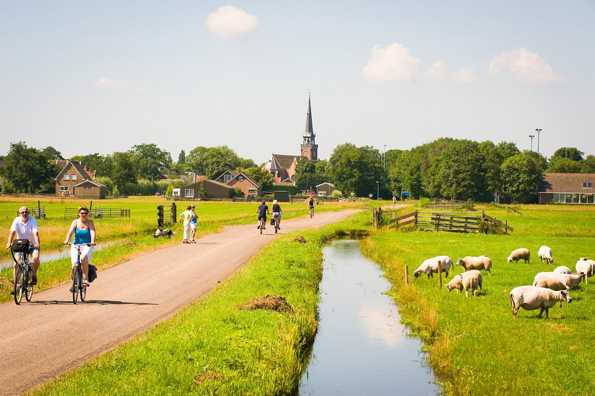 Olanda Belgio e Danimarca per le vacanze in bici
