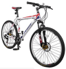 "Merax® Finiss 26"" Aluminum 21 Speed Mountain Bike"