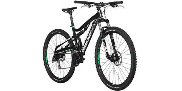 Diamondback Bicycles Recoil 29er Full Suspension Mountain