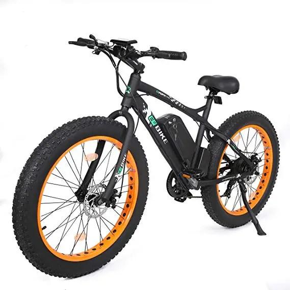 new-fat-tire-electric-bike