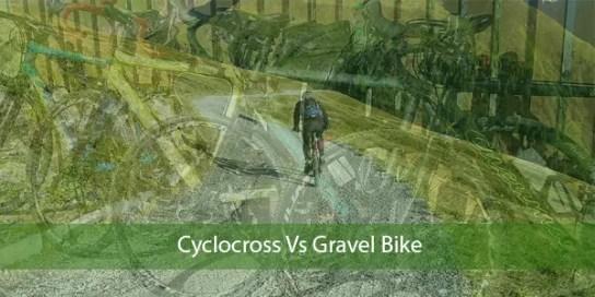 cyclocross vs gravel bike