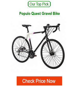 Recommeded gravel bicycle