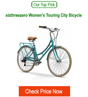 Recommended women bicycle