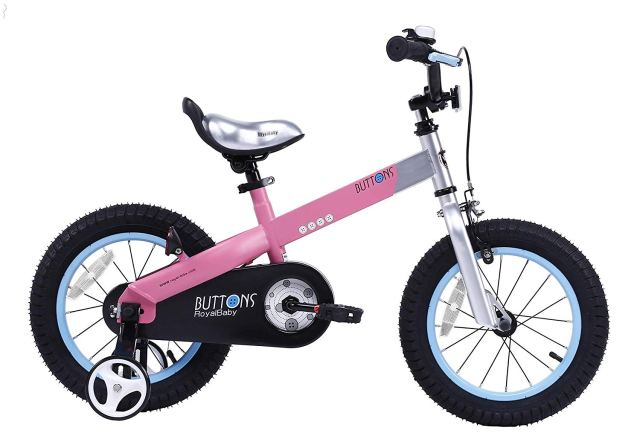 royalbaby honey and buttons bike