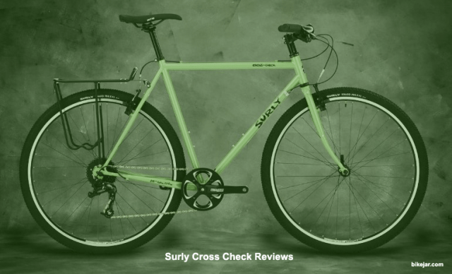 surly cross check reviews