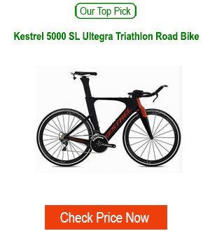 Recommended Triathlon bicycles