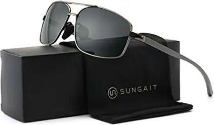 sungait-ultra-lightweight-rectangular-polarized-sunglasses