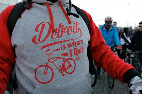 Detroit is where i roll