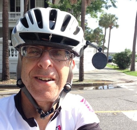 Greenville bicyclist and advocate Frank Mansbach, bicycle accident, bike crash, bicycle accident attorney, bicycle accident lawyer, South Carolina bicycle accident, South Carolina bicycle accident lawyer