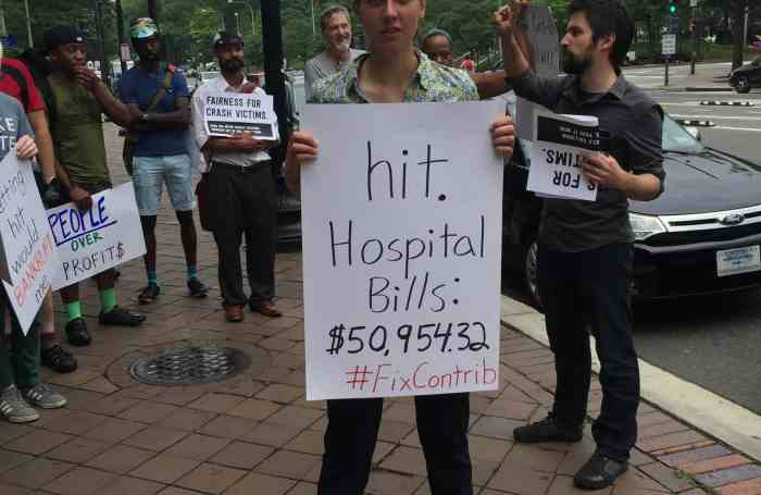 DC Contributory Negligence