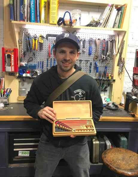 Al Michigan Bike Mechanic Award