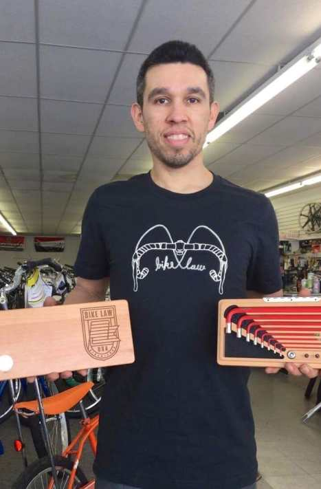 Vince Michigan Bike Mechanic Award