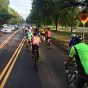 2017 BIKE! Charlotte Mayor's Ride