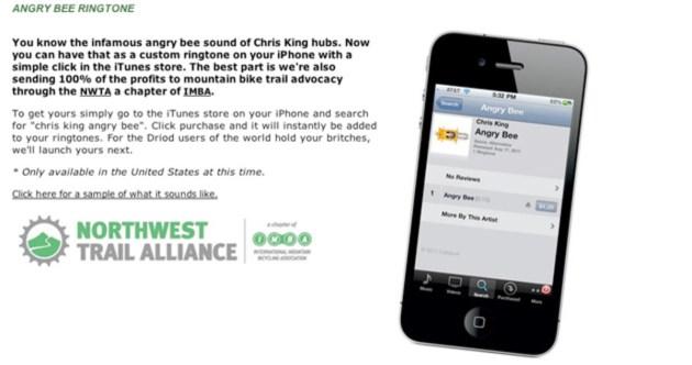 Chris King Angry Bees Ringtone