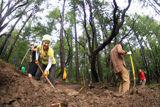 Friday Five: Trail Maintenance