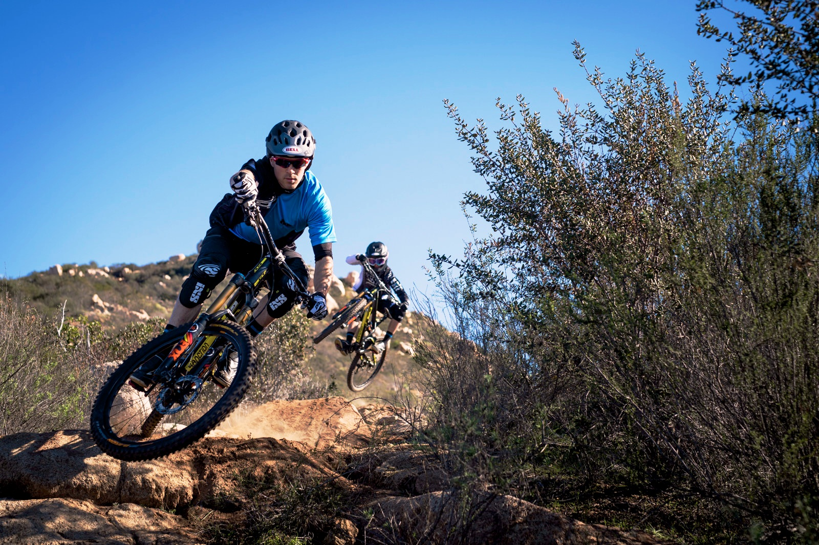 """554747beb37 Dan Atherton said """"For me 2015 is going to be all about Enduro, all about  racing with Martin and putting together a set of top-class results."""