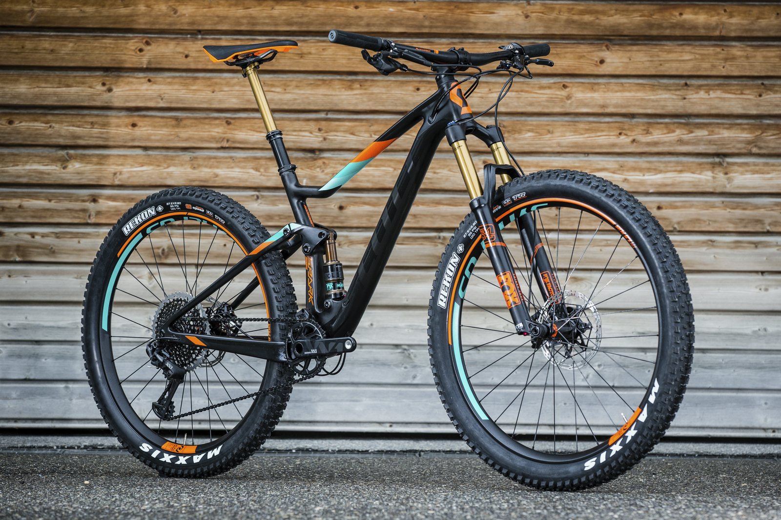 5a40f85d24b First Ride: Scott Spark Plus | BIKE Magazine