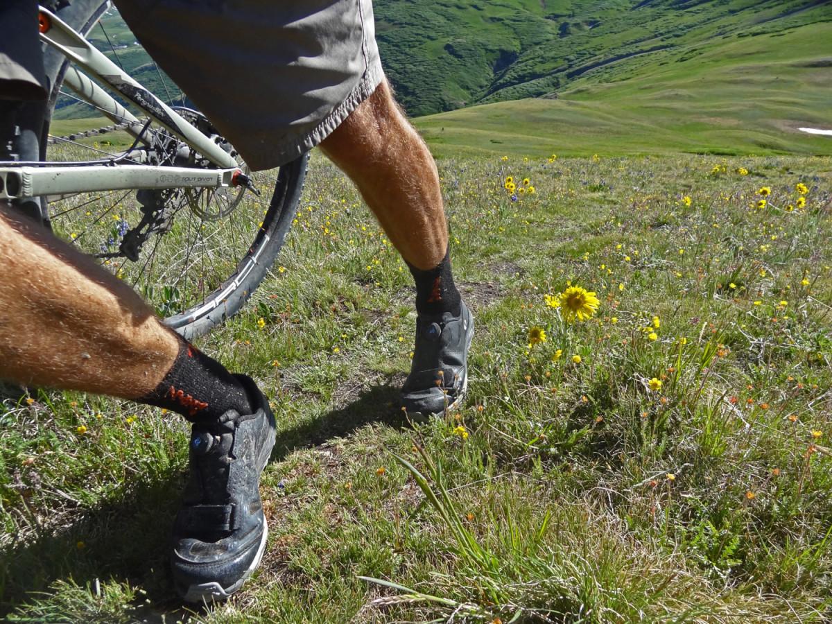 Tested: Bikepacking Shoes   BIKE Magazine