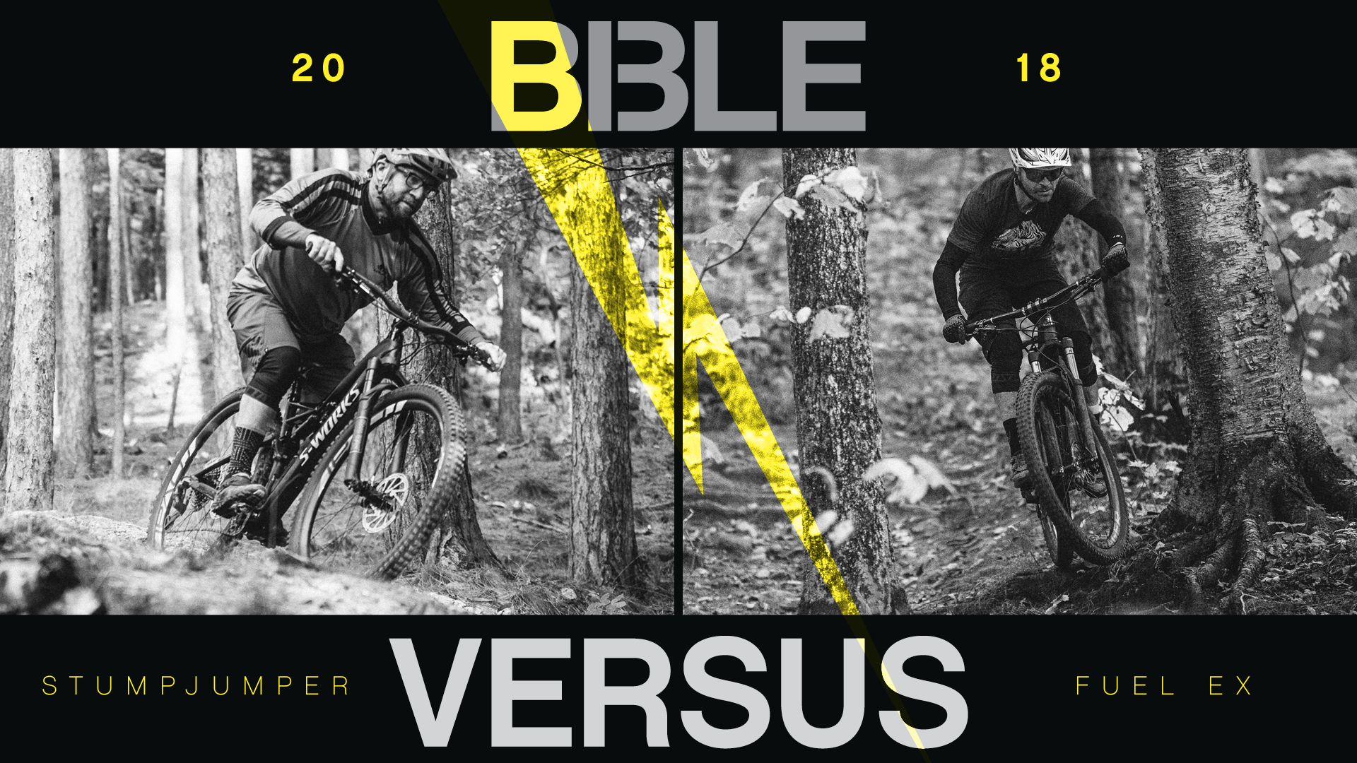 Bible Versus: Trek Fuel EX 9.9 vs. Specialized S-Works Stumpjumper 29 | BIKE Magazine