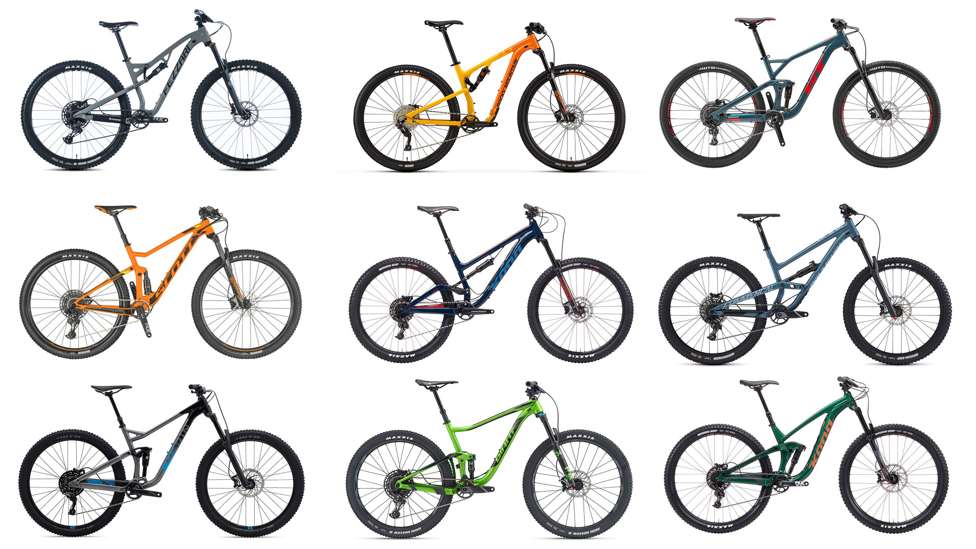 Dual Suspension Mountain Bikes With Free 14 Day Test Ride >> The Best Mountain Bikes Under 2 500 Bike Magazine