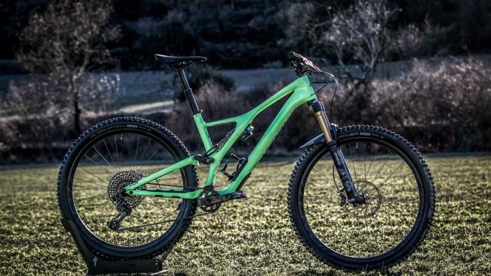 6f3ece372 First Ride: 2019 Specialized Stumpjumpers Trail Mountain Bike | Bike ...