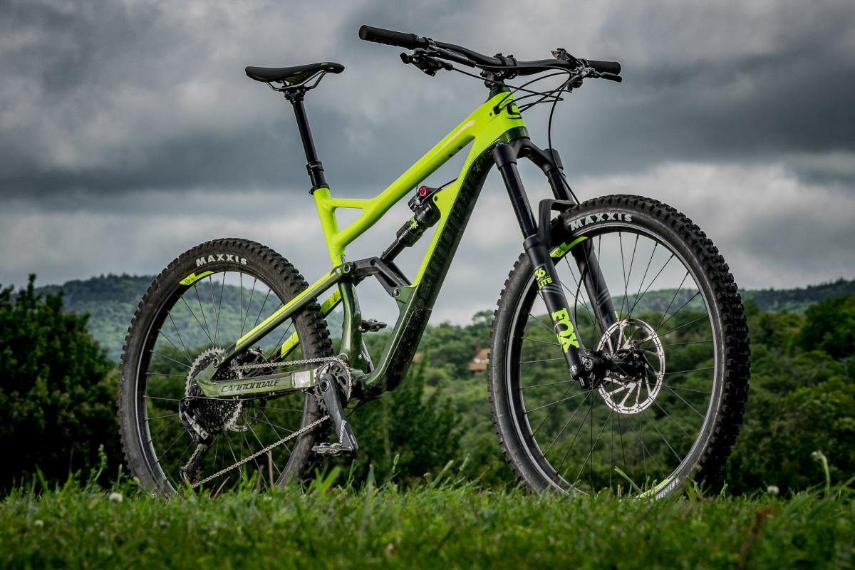 3c95ee0f032 Tested: Cannondale Jekyll 2 Long-Travel 27.5 Mountain Bike | Bike ...