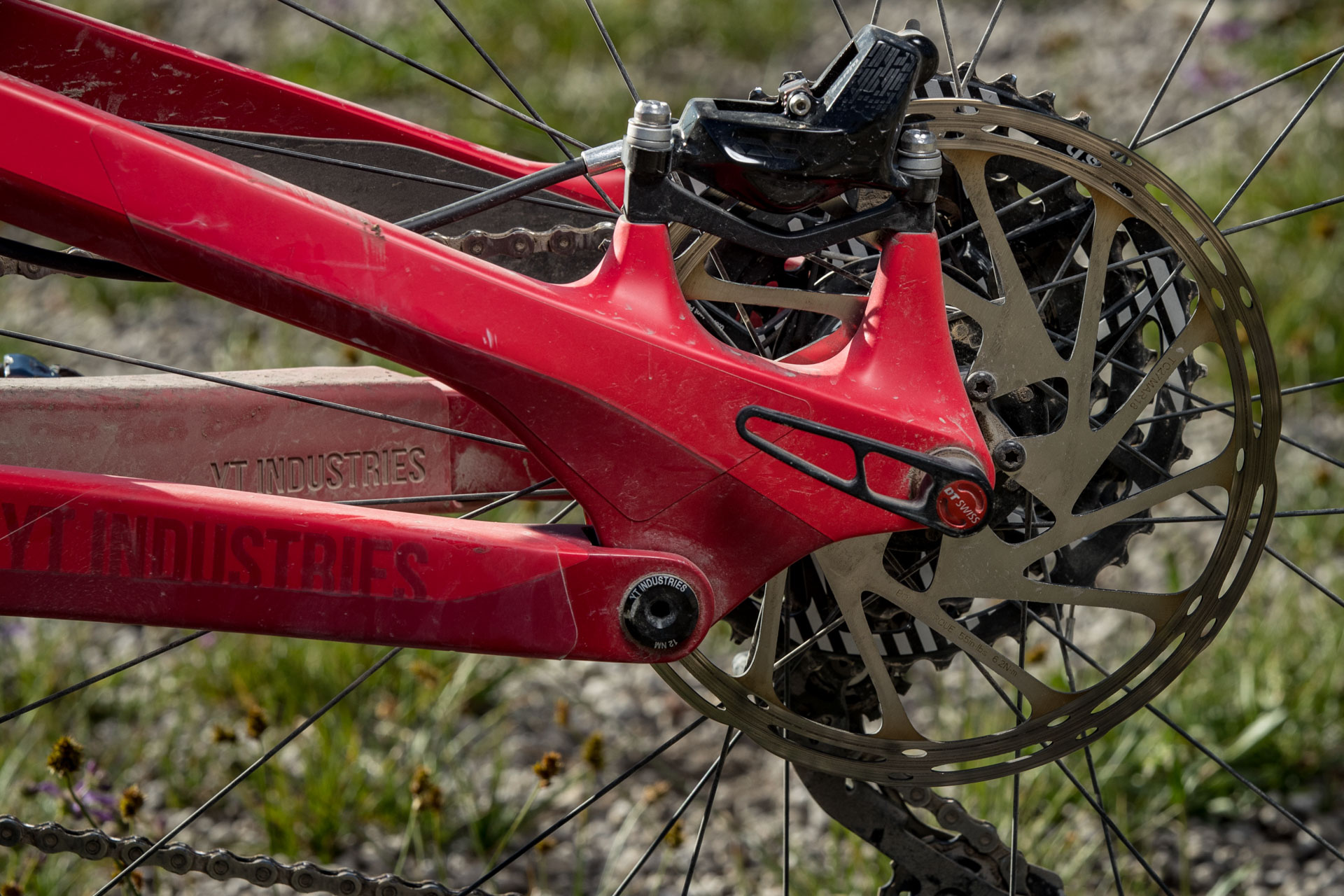 Tested: YT Capra 29 CF Pro | $4,300 | BIKE Magazine