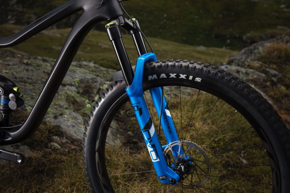 First Ride: The New Giant Trance 29 in the Italian Alps