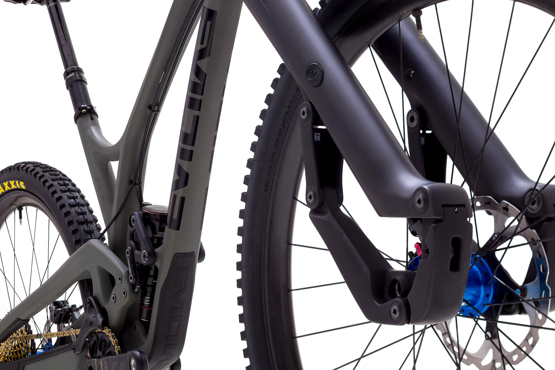 Will There Someday Be Bike In >> Introducing The Message Linkage Fork Bike Magazine