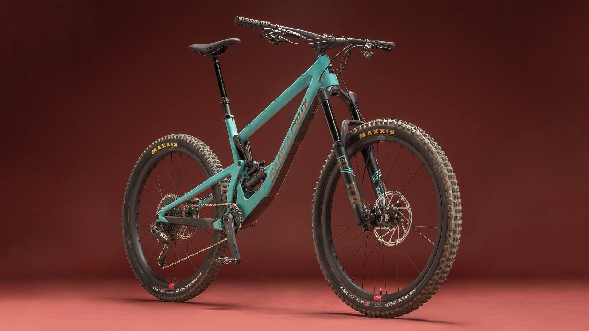 Will There Someday Be Bike In >> Review Santa Cruz Bronson X01 Cc Bible Of Bike Tests Bike Magazine