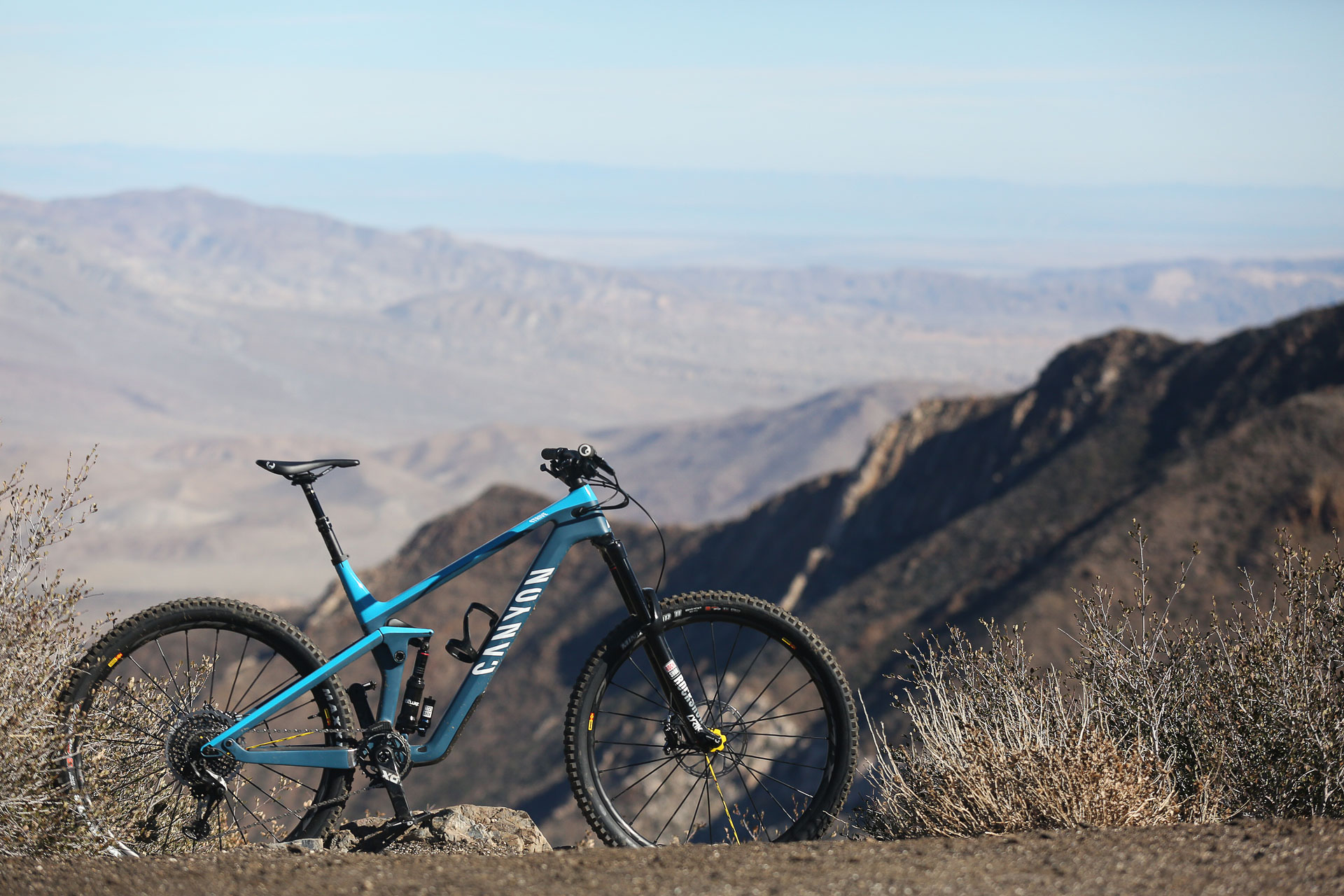 First Ride: 2019 Canyon Strive | BIKE Magazine