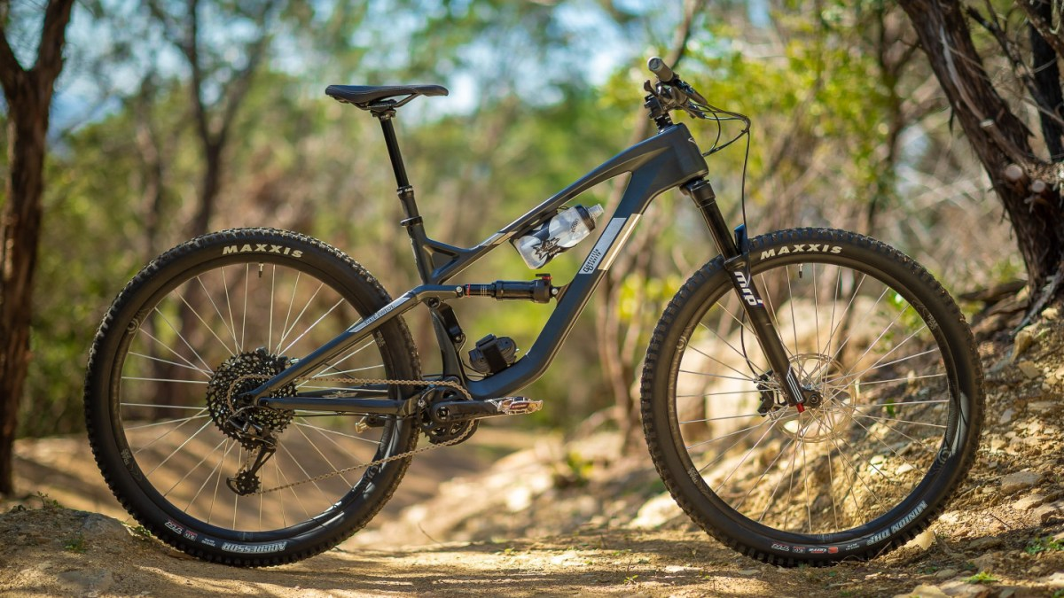 Guerrilla Gravity Introduces Affordable U.S.-Made Carbon Frames