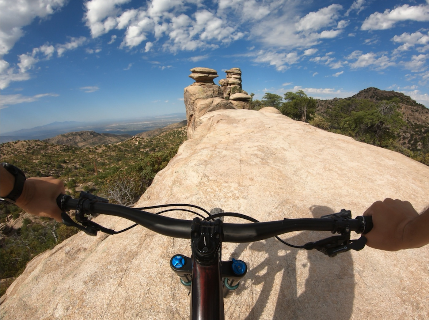 Bug Springs Mount Lemmon Mountain Bike
