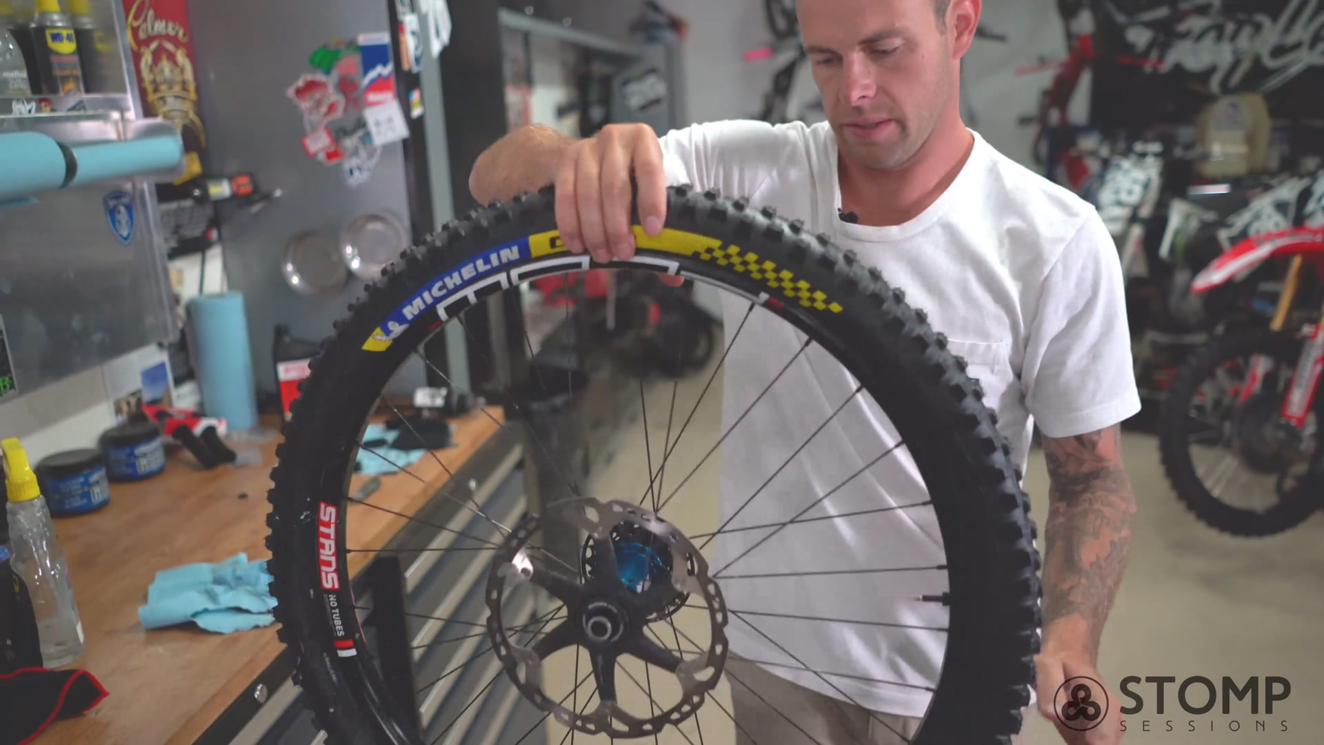 Maintenance 4: Tire Change | BIKE Magazine