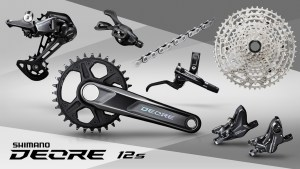 Deore 12-speed