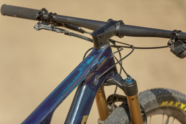2021 stem and spacers Orbea