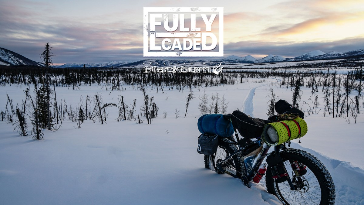 Fully Loaded: Thriving in the Cold | BIKE Magazine