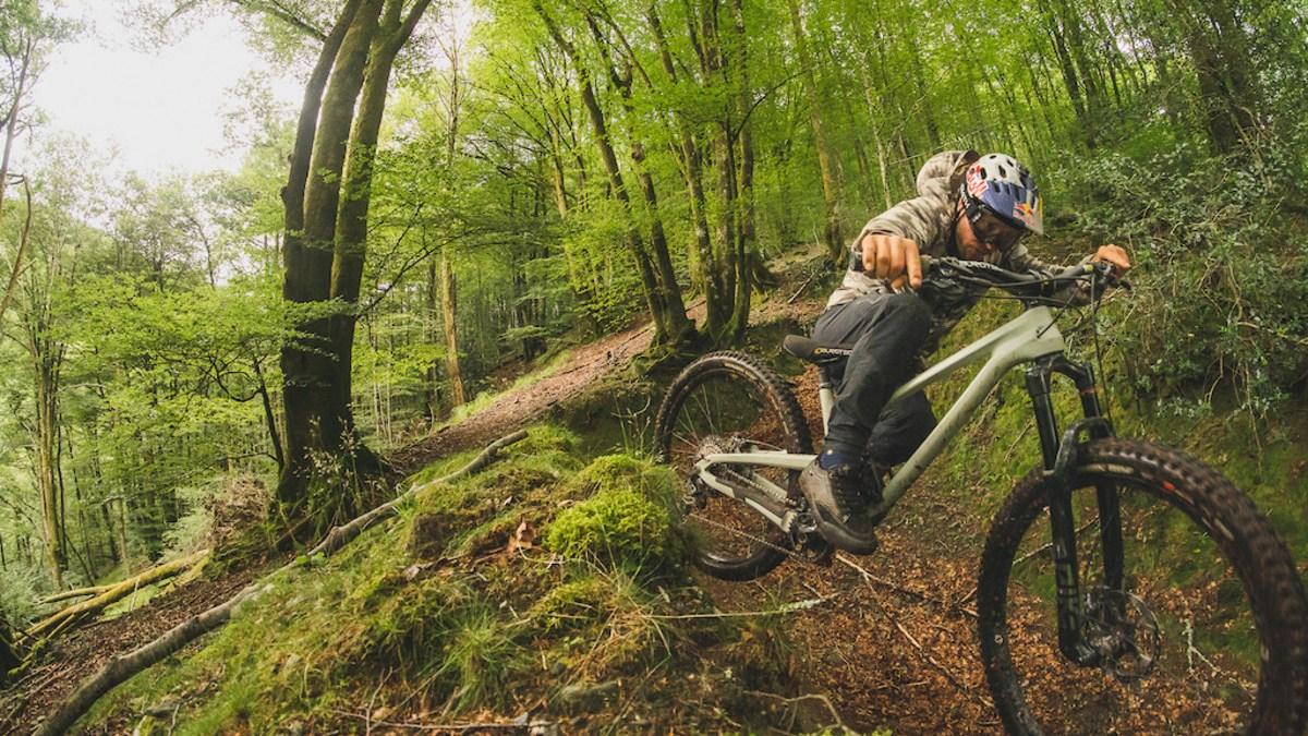 Not Far From Home w/ Iago Garay: Basque Country   BIKE Magazine