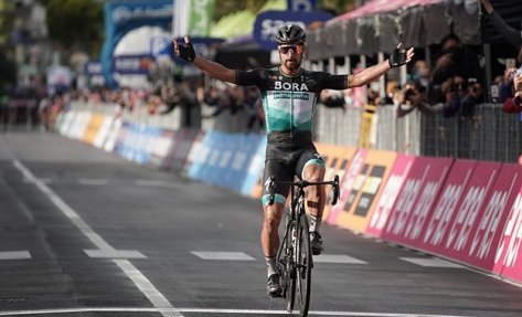 Bikemagazine – Giro d'Italia: Peter Sagan quebra jejum de 15 meses e vence  solo